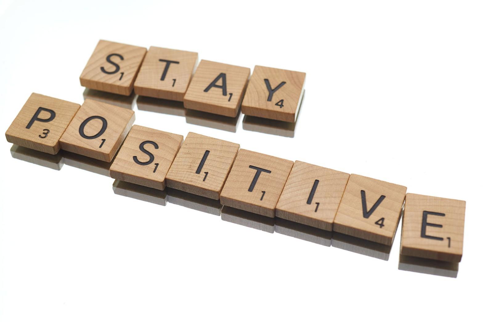 positivity banner
